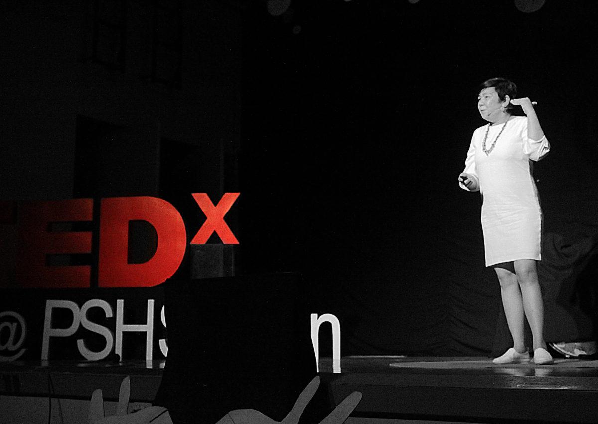 Jen Cajucom TEDx talk