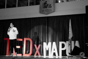 Jen Cajucom at TEDxMapua